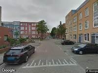 Ambulance naar Boudewijnstraat in Rotterdam