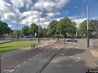 Besteld ambulance vervoer naar Victorieplein in Amsterdam