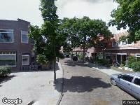 112 melding Ambulance naar Wilgenstraat in Haarlem