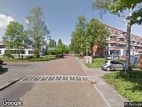 Brandweer naar Ferdinand Bolstraat in Zwolle