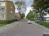Brandweer naar Boksdoornstraat in Leeuwarden vanwege afgaan rookmelder