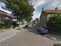 Brandweer naar Zwaanstraat in IJmuiden