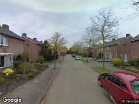 Ambulance naar Piet Heinstraat in Schijndel