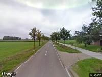 112 melding Ambulance naar Schouwberg in Hapert