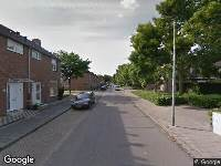 112 melding Brandweer naar Daaldersruwe in Maastricht