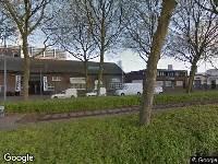 112 melding Brandweer naar Brede Hilledijk in Rotterdam vanwege gebouwbrand