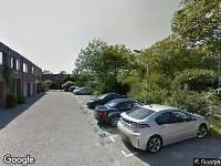 112 melding Ambulance naar Terworm in Haarlem
