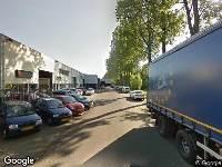 112 melding Ambulance naar Swalm in Rotterdam