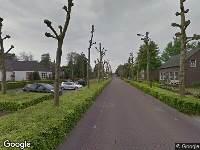 112 melding Ambulance naar Oude Provincialeweg in Hapert