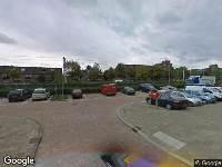 112 melding Besteld ambulance vervoer naar F. Bordewijkstraat in Rotterdam