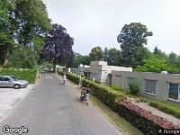 112 melding Ambulance naar Lambertijnenhof in Bergen op Zoom