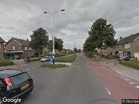 112 melding Besteld ambulance vervoer naar Van Liedekerkestraat in Oosterhout