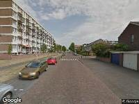 112 melding Brandweer naar Bellatrixstraat in IJmuiden vanwege een liftopsluiting