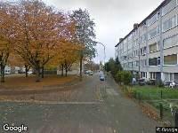 112 melding Ambulance naar Mees Toxopeüsstraat in Dordrecht