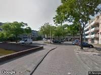 112 melding Ambulance naar Keulenhof in Rotterdam