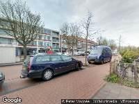112 melding Besteld ambulance vervoer naar Wijkerstraatweg in Velsen-Noord