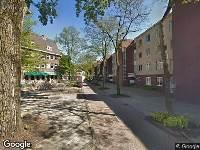 112 melding Ambulance naar Laanweg in Amsterdam