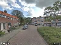 112 melding Ambulance naar P.G.van Tienhovenstraat in Alkmaar