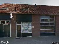 112 melding Ambulance naar Oud-Cromstrijensedijk WZ in Klaaswaal
