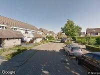 112 melding Ambulance naar Gersthof in Bemmel