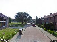 112 melding Ambulance naar Vogelschorstraat in Sluiskil