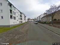 112 melding Brandweer naar Sterrenstraat in Enschede