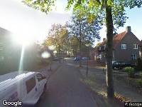 112 melding Ambulance naar Populierstraat in Schijndel