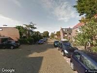 112 melding Ambulance naar Volkerakstraat in Den Helder