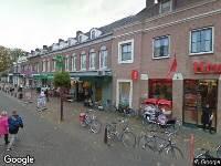 112 melding Brandweer naar Hoofdstraat in Schijndel