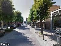 112 melding Ambulance naar Marktstraat in Uden