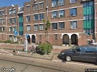 Ambulance naar Marnixstraat in Amsterdam