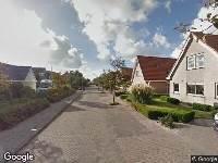 112 melding Ambulance naar Zwanenbalg in Julianadorp vanwege ongeval met letsel