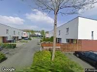 112 melding Ambulance naar Van Ravesteyn-erf in Dordrecht