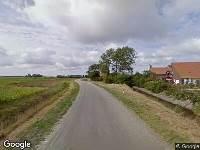 112 melding Politie naar Zandweg in Zierikzee vanwege beknelling