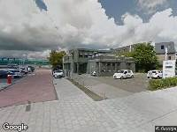 112 melding Besteld ambulance vervoer naar Maelsonstraat in Hoorn