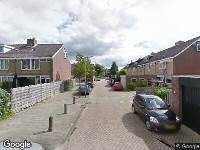 Ambulance naar Brahmsstraat in Numansdorp