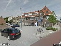 Brandweer naar Albatrosstraat in Utrecht vanwege verkeersongeval