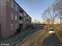 112 melding Ambulance naar Hugo Brouwerhof in Nuenen
