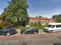 112 melding Politie naar Nieuwstraat in Leidschendam vanwege ongeval met letsel