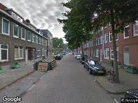 112 melding Ambulance naar Groepstraat in Rotterdam