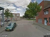 Brandweer naar Scheldestraat in Breda