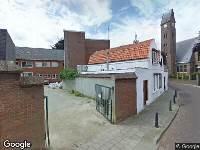 Ambulance naar Sint Marthaplein in Hulst