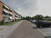 112 melding Ambulance naar Hertog Janpark in Waalwijk