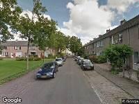 112 melding Ambulance naar Wijdaustraat in Middelburg