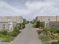 112 melding Ambulance naar Klimopberg in Roosendaal