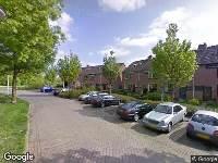 Ambulance naar Watermolen in Papendrecht