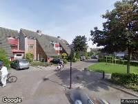 Ambulance naar Windmolen in Hoorn