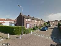 Ambulance naar Graaf Reinaldstraat in Lobith