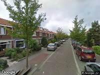 112 melding Ambulance naar Merellaan in Vlaardingen