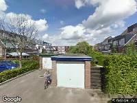 Brandweer naar De Boomgaard in Koudekerk aan den Rijn vanwege afhijsen patient